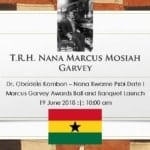Nana Marcus Garvey and Afrikan=Black Identity