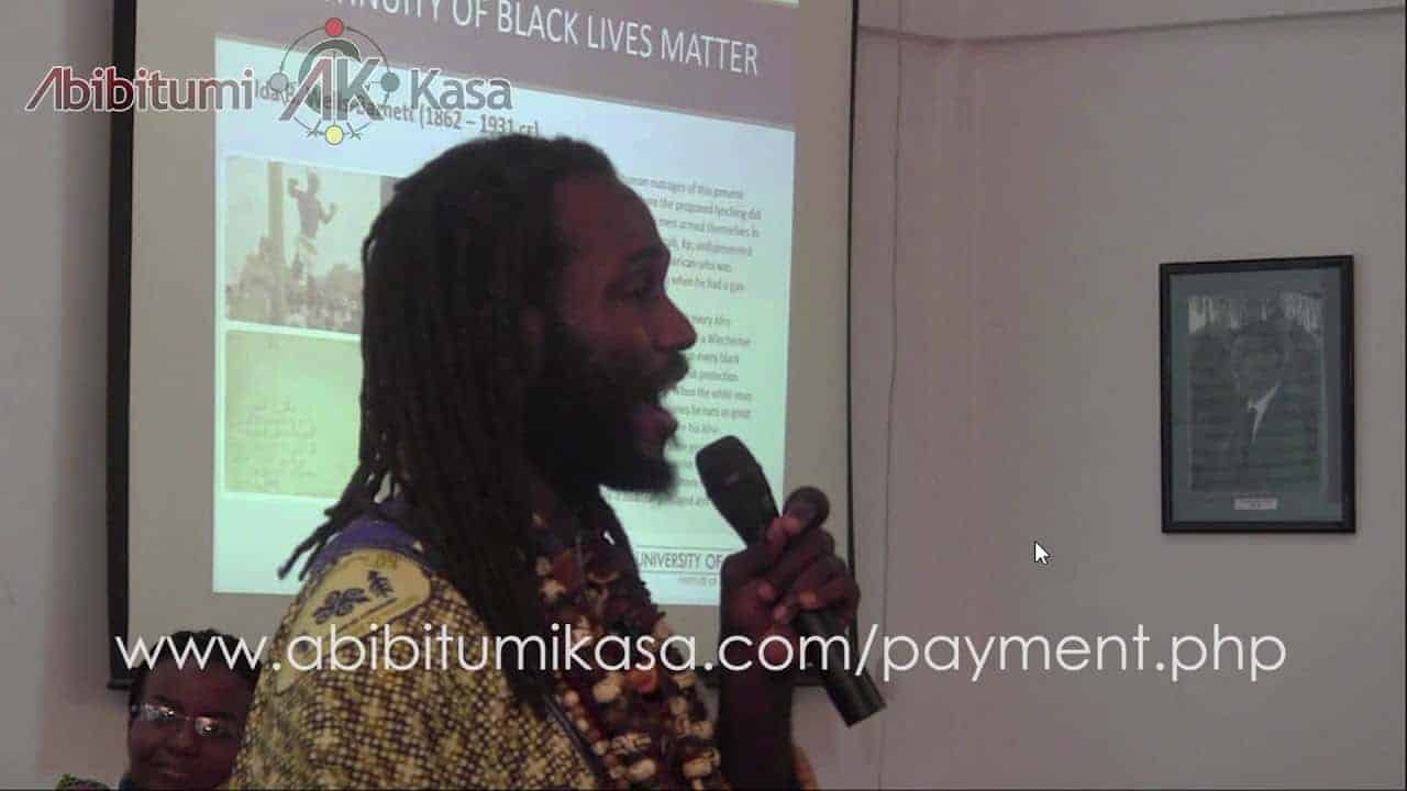 Dr. Kambon on HE Nana Akufo Addo's Kwame Nkrumah Day/Founders' Day Proposal