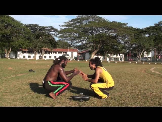 10 21 2012 Abibifahodie Capoeira End of Class Roda Accra Ghana