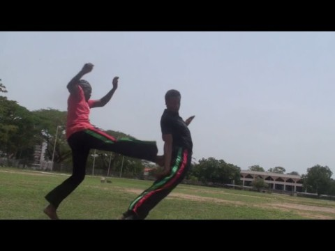 Part 19: Dangerous Rivalries! Afrikan Combat Capoeira Fight and Sparring Vines