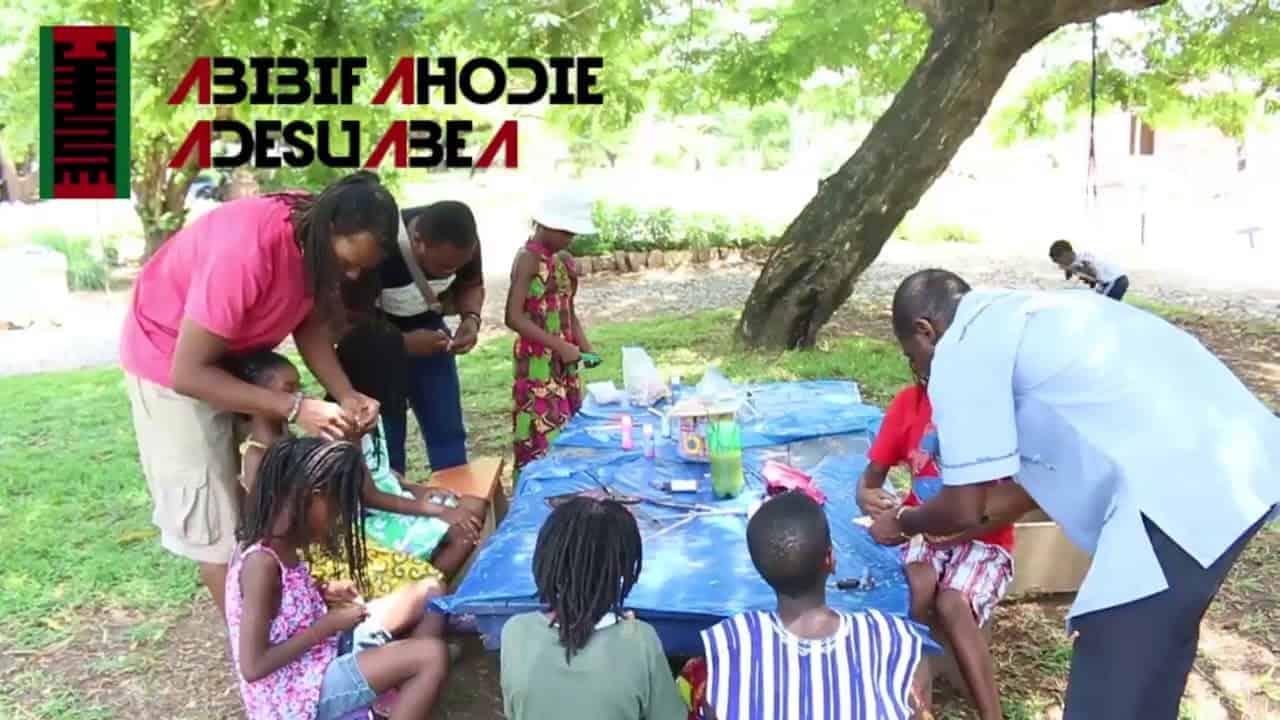 Abibifahodie Adesuabea Testimonial #10: Mrs. Kala Kambon