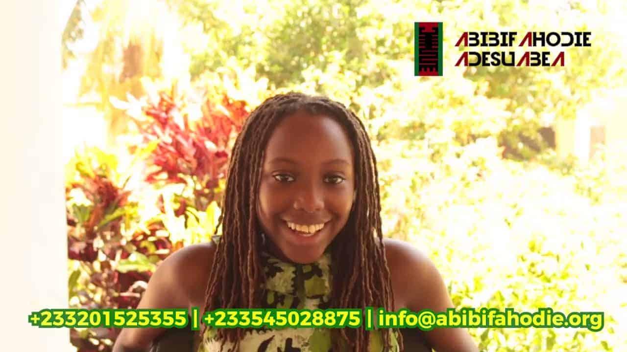 Abibifahodie Adesuabea Testimonial #8: Sha-Ra Sunni-Ali