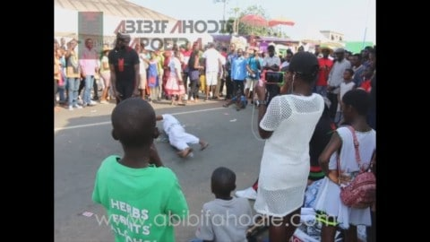 Abibifahodie Capoeira at Chale Wɔte 2017 (Complete Unedited)