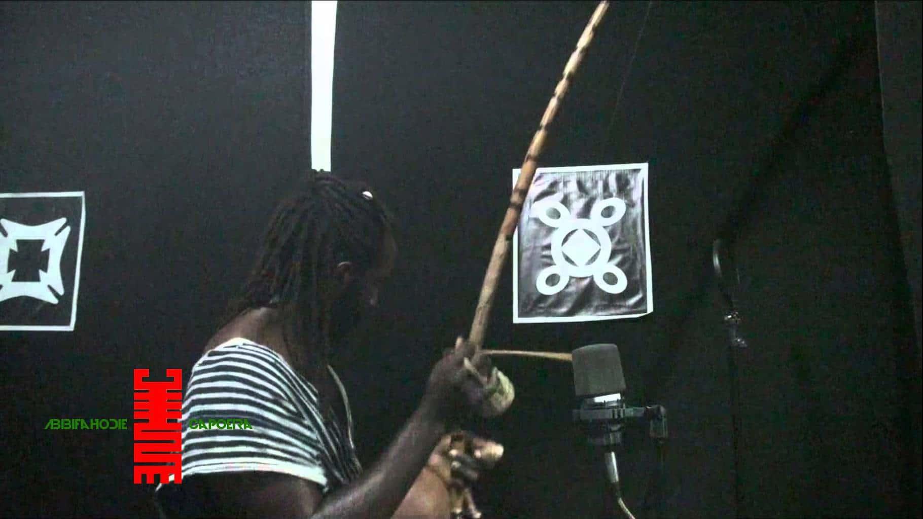 Abibifahodie Capoeira Ɔbɛnta Songs in Twi, Kikôngo, Wolof and Yorùbá