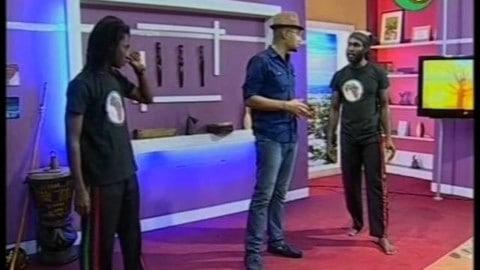 Abibifahodie Capoeira on TV3 Sunrise Program - Ghana