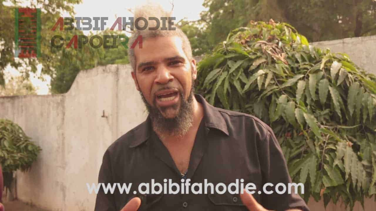 Dr. Dean Nefer Seneb El - Capoeira Testimonial