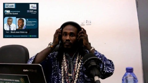 Lecture Hour: Dr. Ọbádélé Kambon on Dr. Ben's Black Man Wake Up!