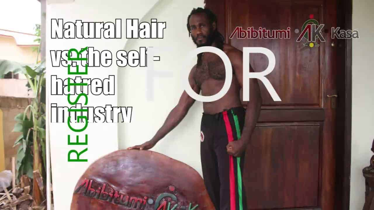 Natural Hair vs. the self-hatred industry