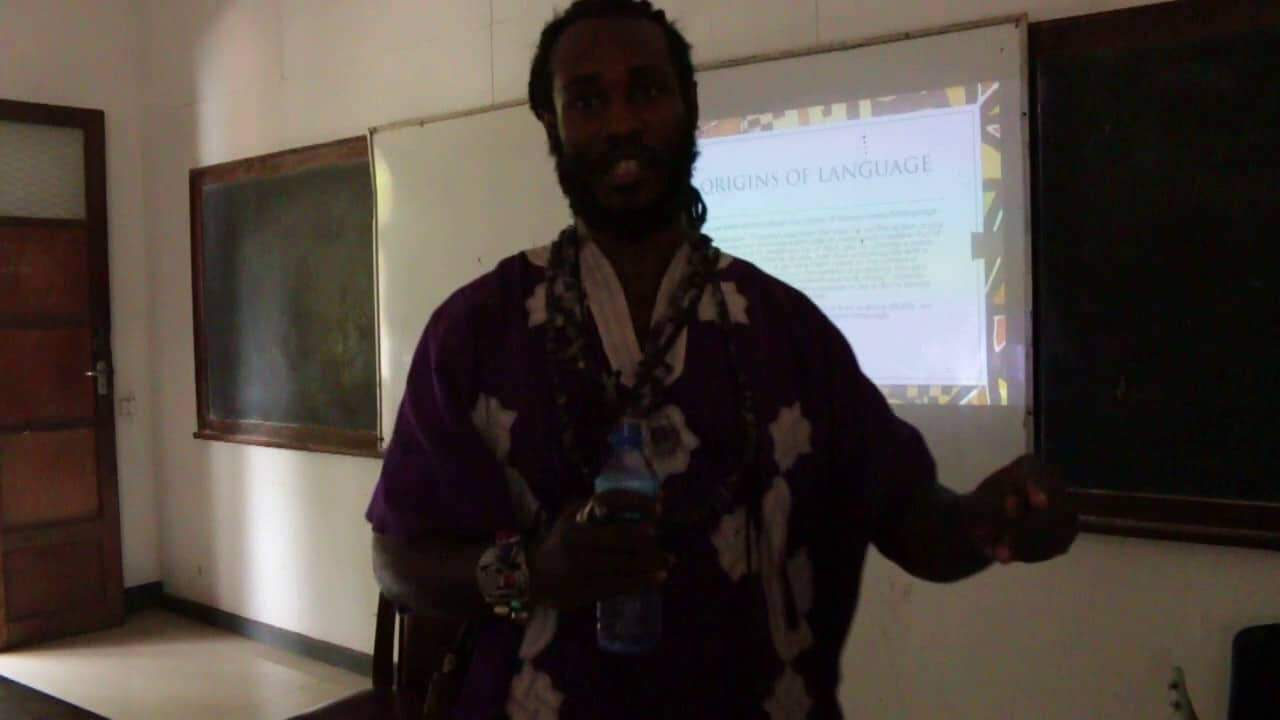 [PART 1] Week #3: Intro to African Languages