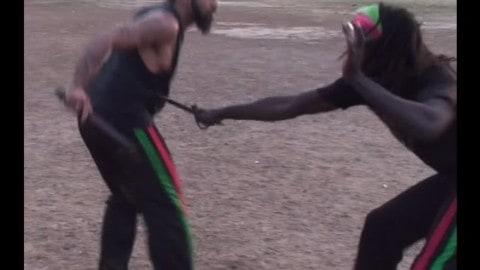 Part 11: The Art of Capoeiragem: Afrikan Combat Capoeira Knife Fights