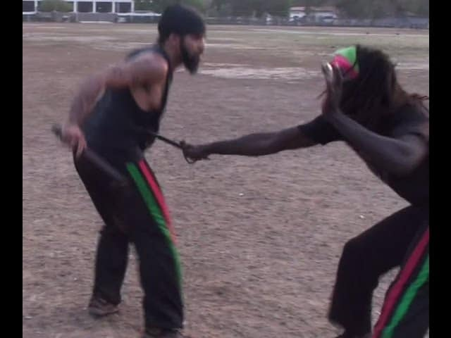 Part 11: The Art of Capoeiragem: Afrikan Combat Capoeira Knife Fights