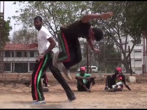 Part 17: Full Contact! Afrikan Combat Capoeira Fight and Sparring Vines