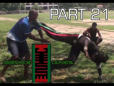 Part 21 Trailer: Hardest Capoeira in Africa: Briga na Capoeira