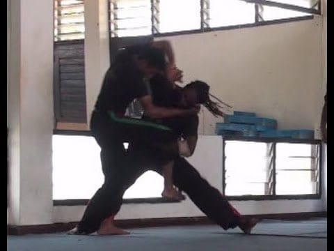 Part 18: Grappling and Striking! Afrikan Combat Capoeira Fight and Sparring Vines