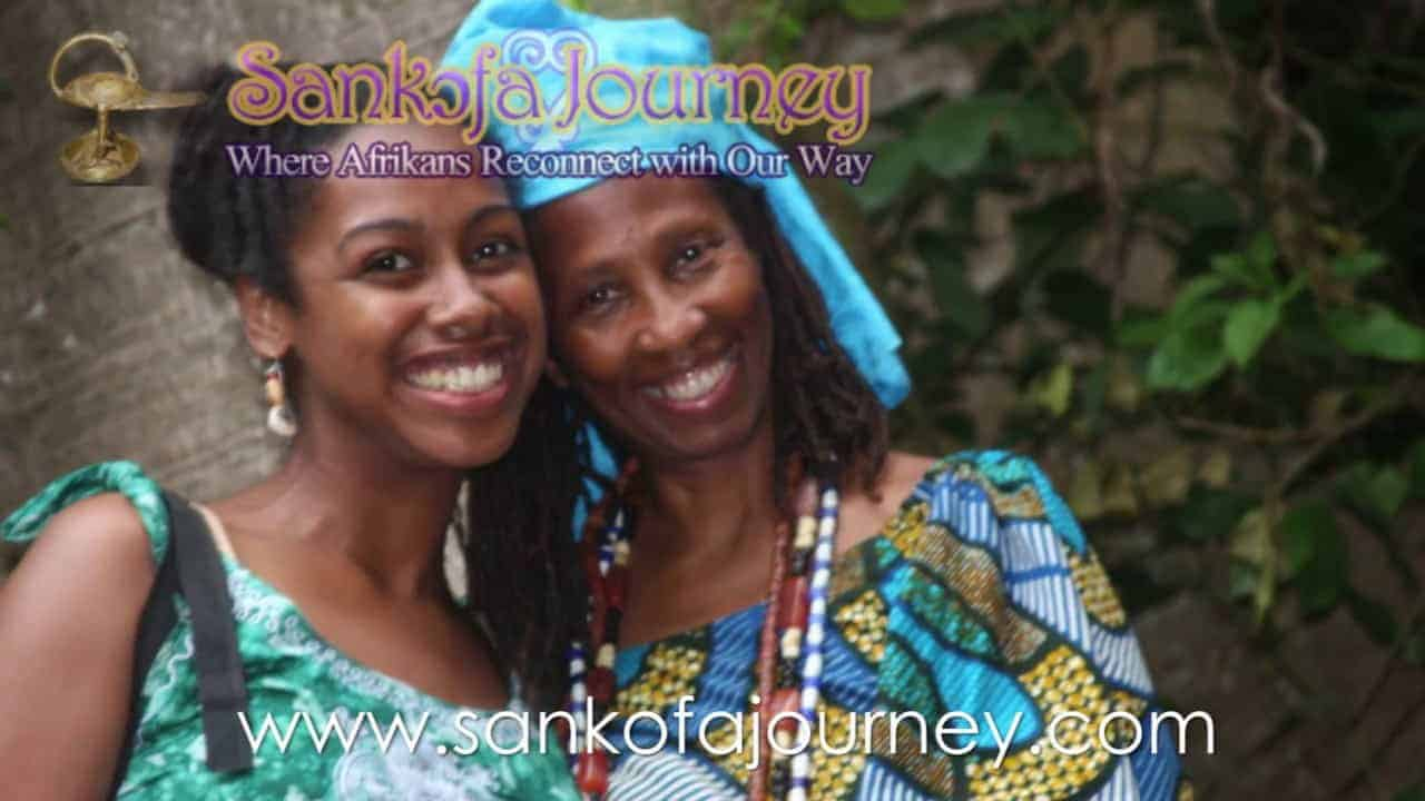 Sankɔfa Journey Promo Video: Ghana, West Afrika 2018