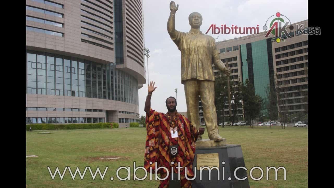 Ɔsagyefo Okunini Kwame Nkrumah ho nkɔmmɔtwetwer