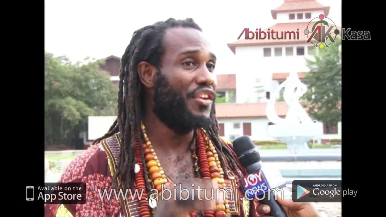 Dr. Ọbádélé Kambon: #gandhiHasFallen Afrikan=Black Dignity has Risen