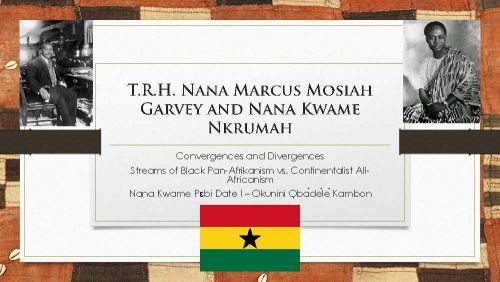 Nana Garvey and Nana Nkrumah