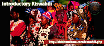 Kiswahili Class