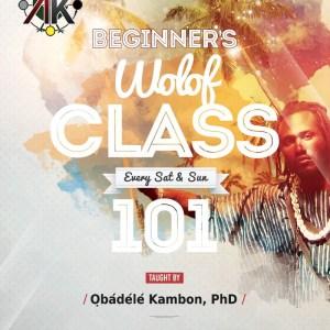Beginner's Conversational Wolof Class Online