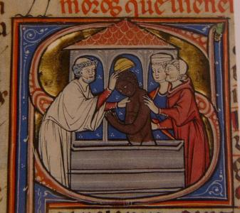 the baptism of a moor vidal de canellas feudal customs of aragon northwestern spain 1290 to 1310 ms ludwig xiv