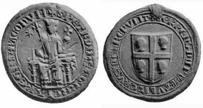 peter III the great coin 1276 1285