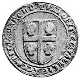 coin 1 alfonso III the liberal 1285 1291
