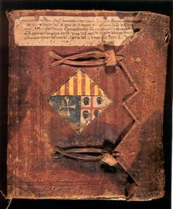 Cash book of the Representation of Teruel 1450